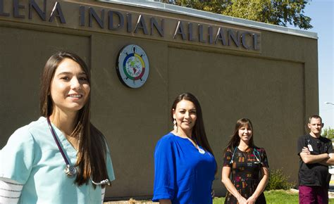 programs  services helena indian alliance