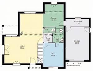 Maison bretonne detail du plan de maison bretonne for Des plans pour maison 0 maison bretonne detail du plan de maison bretonne