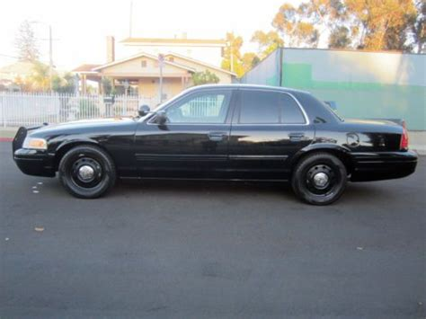 sell   ford crown victoria p  great running