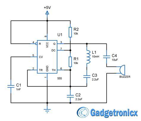 Pin Electronic Circuits