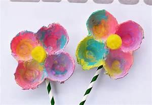 Einfache Papierblume Basteln :  ~ Eleganceandgraceweddings.com Haus und Dekorationen