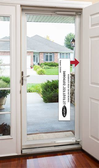 Questions And Answers  Larson Storm Doors