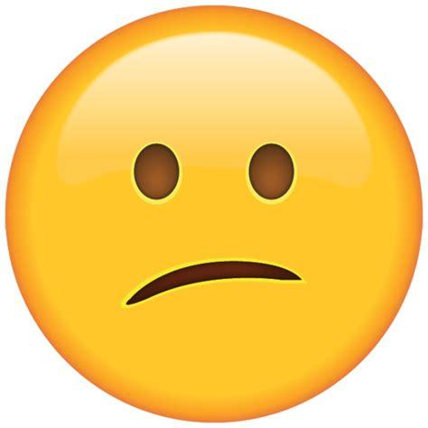 confused face emoji icon emoji island