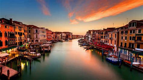 Desktop Venice Wallpaper by Grand Canal In Venice Hd Wallpaper Wallpaper Studio 10