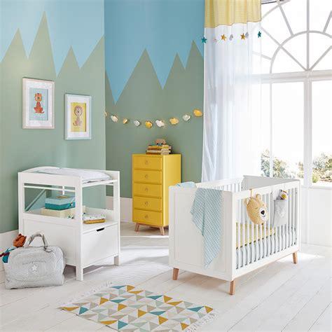 chambre fille et gar輟n ensemble 12 inspirations pour la chambre de bébé guten morgwen