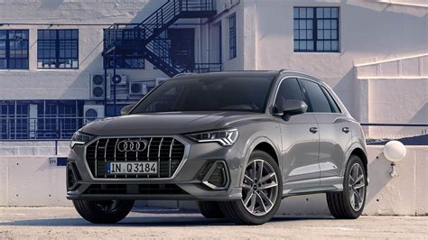 We didn't hold anything back when it came to pushing the boundaries. Audi Q3