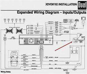 Clarion Head Unit Wiring Diagram