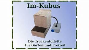 Komposttoilette Selber Bauen : komposttoilette selber bauen im kubus der einfache bausatz youtube ~ Eleganceandgraceweddings.com Haus und Dekorationen