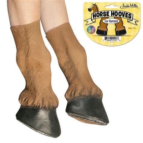 hooves horse mask horses