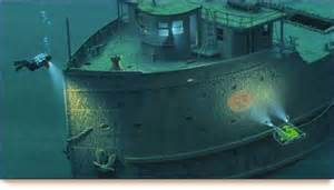 When Did The Edmund Fitzgerald Sank by With A Load Of Iron Ore Wreck Of The Edmund Fitzgerald