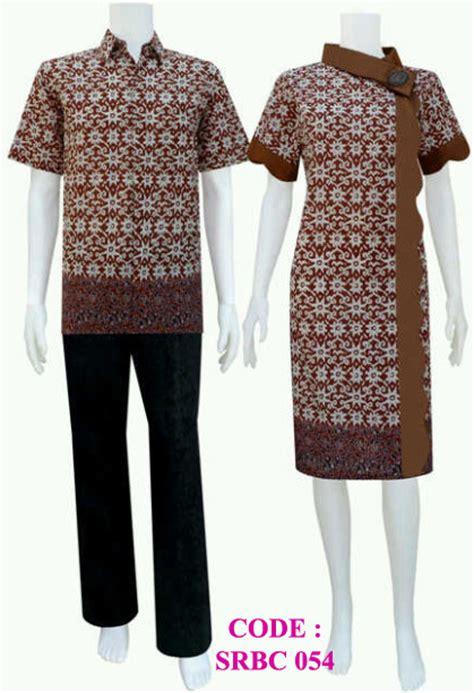 sarimbit batik dress batik modern srbc 54 koleksi baju batik modern