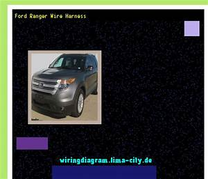 Ford Ranger Wire Harness  Wiring Diagram 175628