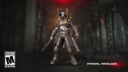 Doom Eternal Slayer Imperial Maurader Spacebattles Marauders