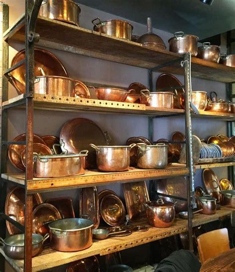 pin   lewis    collectvintage copper kettles copper kitchen copper pots