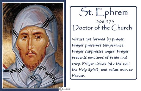Image result for St. Ephraim the Syrian quotes