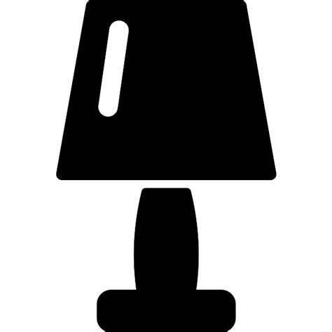 table lamp  buildings icons