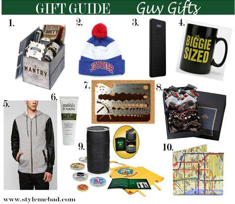 christmas gift guides for college men b a d gift guide for guys