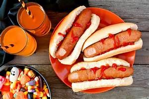 Recette Halloween Salé : hot dog de l 39 horreur halloween une recette de plat facile ~ Melissatoandfro.com Idées de Décoration