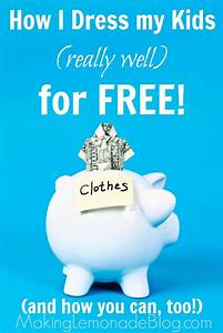 How I Get GREAT Kids' Clothes for practically FREE! {Back ...