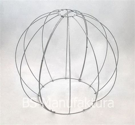 Topiary Wire Metal Frame Ball Globe  Topiary, Gardens And