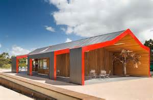 shed architectural style from primitive structure to australian shed australian garden shelters by bkk architects