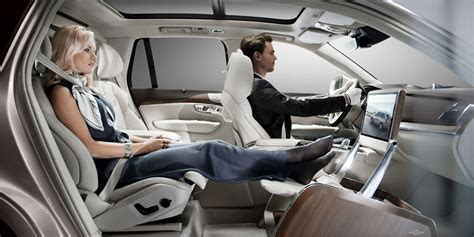Volvo Trades Front Passenger Seat For