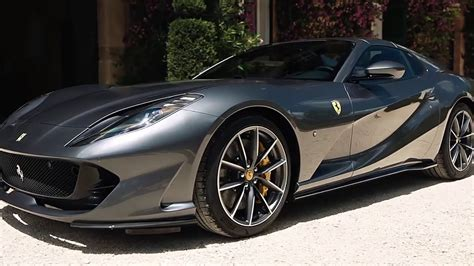 Sure there have been others such as the f12 trs and f60 america, but you're more likely to solve the middle eastern. 2020 Ferrari 812 GTS Interior y Exterior - YouTube
