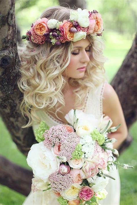 ideas  flower crown hair  pinterest