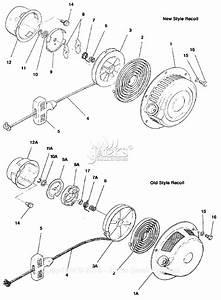 Robin  Subaru Ec10 Rammer Parts Diagram For Recoil Starter