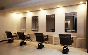 Miroir De Salon : un miroir tactile pour les salons de coiffure biblond pour les coiffeurs ~ Teatrodelosmanantiales.com Idées de Décoration