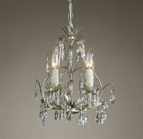 vintage vine 4 arm chandelier lighting