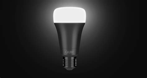 cost of led light bulbs qube smart bulb heads to indiegogo as quot world 39 s most