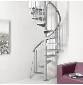 Escalier Colimaçon Pas Cher : escaliers en kit l 39 escalier contemporain ~ Premium-room.com Idées de Décoration