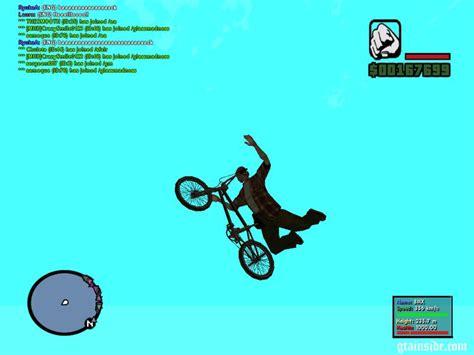 Grand Theft Auto San Andreas Motorbike Cheats Pc
