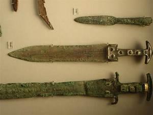 Ancient Greek Bronze Swords Mycenaean swords | Sword ...