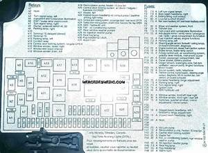 Hw 3332  Mercedes S430 Fuse Box Location Wiring Diagram