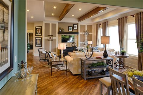 schumacher homes stoneridge floor plan great room by schumacher homes transitional living