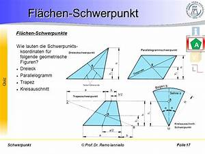 Flächen Berechnen Formel : schwerpunkt ppt video online herunterladen ~ Themetempest.com Abrechnung