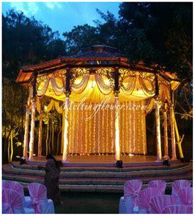 tamarind tree bangalore  wedding venues outdoor