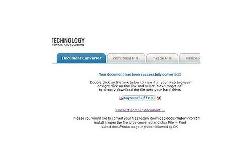baixar arquivo link html em pdf