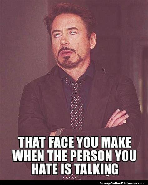 Robert Downey Jr Meme - funny celebrity meme picture