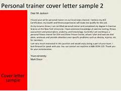 Personal Trainer Cover Letter Travel Agent CV Example Critiques Your Cover Letters Best Personal Services Cover Letter Examples LiveCareer