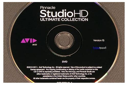 herunterladen pinnacle studio hd ultimate version 15 free