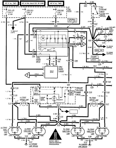 2009 Chevy Silverado Trailer Wiring Diagram by I A 97 Chevy Silverado 1500 4x4 And The Brake Lights