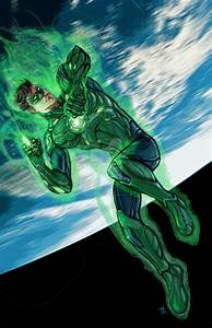 Green Lantern (Hal Jordan) by timothylaskey on DeviantArt