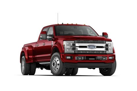 2019 Ford® Super Duty F450 Limited Truck Model
