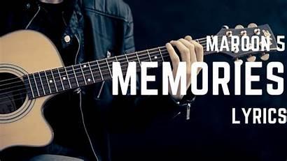 Memories Lyrics Bring Maroon English