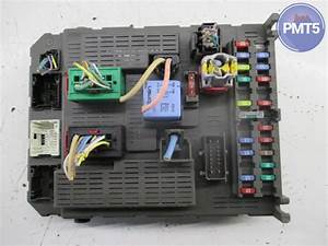Peugeot 307 Fuse Box Headlight
