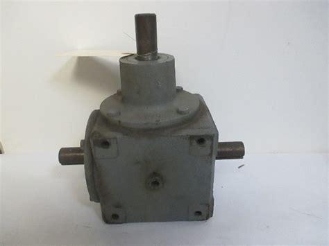 von ruden model shaft angle gear box ratio