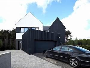 Garage Linas : a house in poland with framed views design milk ~ Gottalentnigeria.com Avis de Voitures